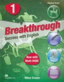"<font title=""New Breakthrough 1 : Student Book (Paperback+ CD)"">New Breakthrough 1 : Student Book (Paper...</font>"