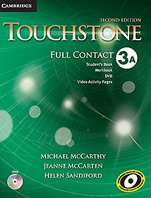 """<font title=""""Touchstone Level 3 Full Contact a (Paperback / 2nd Ed.)"""">Touchstone Level 3 Full Contact a (Paper...</font>"""