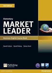 "<font title=""Market Leader: Elementary Coursebook (Paperback+DVD-ROM/ 3rd Ed.)"">Market Leader: Elementary Coursebook (Pa...</font>"
