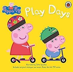 Peppa Pig: Play Days (CD-Audio)
