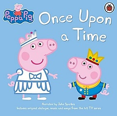 Peppa Pig: Once Upon a Time (CD-Audio)