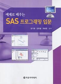 SAS 프로그래밍 입문