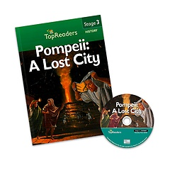 "<font title=""Top Readers 3-13 : Pompeii : A Lost City (Student Book + CD)"">Top Readers 3-13 : Pompeii : A Lost City...</font>"