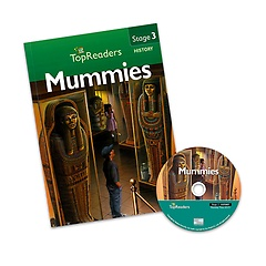 "<font title=""Top Readers 3-15 : Mummies (Student Book + CD)"">Top Readers 3-15 : Mummies (Student Book...</font>"