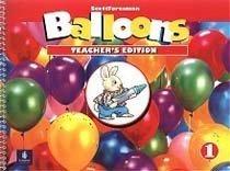 """<font title=""""Balloons Level 1 - Teacher"""