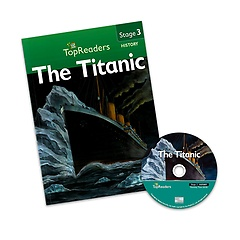 "<font title=""Top Readers 3-16 : The Titanic (Student Book + CD)"">Top Readers 3-16 : The Titanic (Student ...</font>"