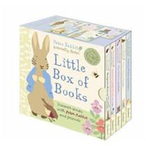 """<font title=""""Peter Rabbit Naturally Better: Little Box of Books (Board book/영국판)"""">Peter Rabbit Naturally Better: Little Bo...</font>"""