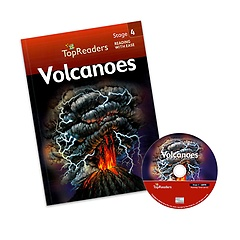 "<font title=""Top Readers 4-5 : Volcanoes (Student Book + CD)"">Top Readers 4-5 : Volcanoes (Student Boo...</font>"