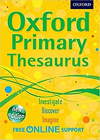 """<font title=""""Oxford Primary Thesaurus 2012 (Hardcover)"""">Oxford Primary Thesaurus 2012 (Hardcover...</font>"""