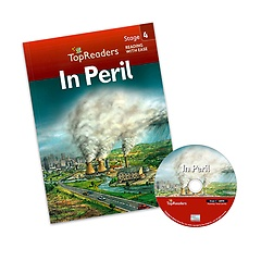 "<font title=""Top Readers 4-6 : In Peril (Student Book + CD)"">Top Readers 4-6 : In Peril (Student Book...</font>"