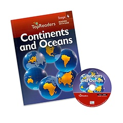 "<font title=""Top Readers 4-7 : Continents and Oceans (Student Book + CD)"">Top Readers 4-7 : Continents and Oceans ...</font>"
