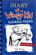 Diary of a Wimpy Kid #2: Rodrick Rules (Paperback)