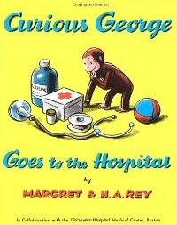 """<font title=""""Curious George Goes to the Hospital (Paperback)"""">Curious George Goes to the Hospital (Pap...</font>"""