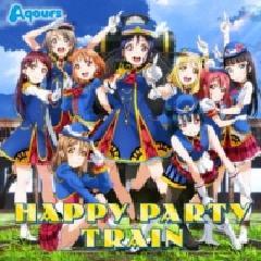 Aqours - Happy Party Train (CD+DVD)