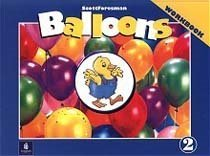 Balloons Level 2 - Workbook (Paperback)