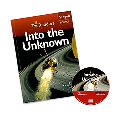 "<font title=""Top Readers 4-9 : Into the Unknown (Student Book + CD)"">Top Readers 4-9 : Into the Unknown (Stud...</font>"