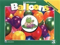 Balloons Level 3 - Workbook  (Paperback)