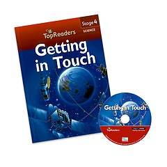 "<font title=""Top Readers 4-10 : Getting in Touch (Student Book + CD)"">Top Readers 4-10 : Getting in Touch (Stu...</font>"