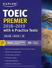 """<font title=""""TOEIC Premier 2018-2019 with 4 Practice Tests (Paperback)"""">TOEIC Premier 2018-2019 with 4 Practice ...</font>"""