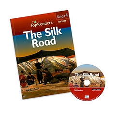 "<font title=""Top Readers 4-13 : The Silk Road (Student Book + CD)"">Top Readers 4-13 : The Silk Road (Studen...</font>"
