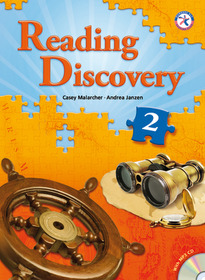 "<font title=""Reading Discovery 2 : Studentbook (Paperback +MP3 CD)"">Reading Discovery 2 : Studentbook (Paper...</font>"