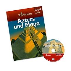 "<font title=""Top Readers 4-14 : Aztecs and Maya (Student Book + CD)"">Top Readers 4-14 : Aztecs and Maya (Stud...</font>"