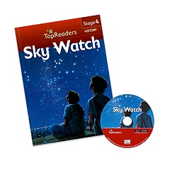 "<font title=""Top Readers 4-16 : Sky Watch (Student Book + CD)"">Top Readers 4-16 : Sky Watch (Student Bo...</font>"