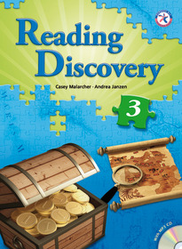 "<font title=""Reading Discovery 3 : Studentbook (Paperback +MP3 CD)"">Reading Discovery 3 : Studentbook (Paper...</font>"