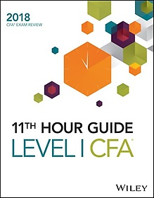 "<font title=""Wiley 11th Hour Guide for 2018, Level I Cfa Exam (Paperback)"">Wiley 11th Hour Guide for 2018, Level I ...</font>"