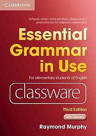 "<font title=""Essential Grammar in Use Classware (Hardcover)"">Essential Grammar in Use Classware (Hard...</font>"