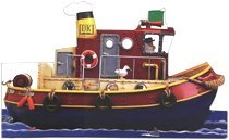 Tugboat Board Book (Board book)