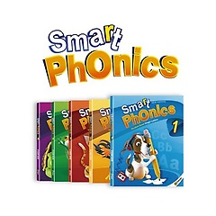 Smart Phonics (New Edition) Student Book 1-5권 세트