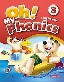 "<font title=""Oh! My Phonics - 오! 마이 파닉스 3 (세이펜 적용)"">Oh! My Phonics - 오! 마이 파닉스 3 (세이...</font>"