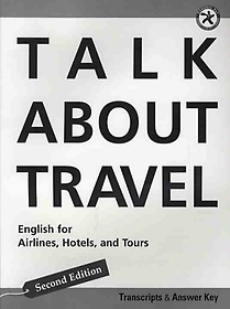 "<font title=""Talk about Travel : Answer Key & Transcript (Paperback/ 2nd Ed.)"">Talk about Travel : Answer Key & Transcr...</font>"