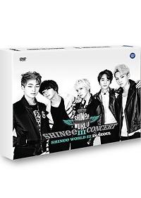 샤이니(SHINee) - SHINee The 3rd Concert: SHINee World III IN Seoul [DVD]