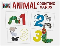 "<font title=""The World of Eric Carle - Animals Counting Cards (Paperback / Cards)"">The World of Eric Carle - Animals Counti...</font>"