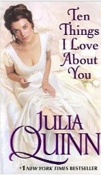 Ten Things I Love About You (Paperback)
