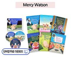 "<font title=""Mercy Watson #1~6 Book+CD Full Set (Book:6+CD:6)"">Mercy Watson #1~6 Book+CD Full Set (Book...</font>"