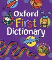 Oxford First Dictionary (Paperback)