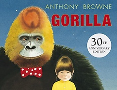 "<font title=""Gorilla (Paperback/ 30th Anniversary Edition)"">Gorilla (Paperback/ 30th Anniversary Edi...</font>"