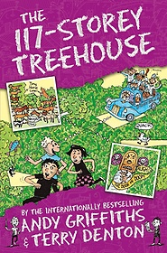 """<font title=""""The 117-Storey Treehouse (Paperback/영국판)"""">The 117-Storey Treehouse (Paperback/영국...</font>"""