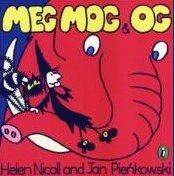 Meg Mog & Og (Paperback)