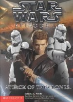 Star Wars: Episode #2: Novelization (Paperback)