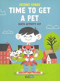 Time to Get a Pet (Hardcover)