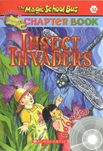 Insect Invaders (Book+ CD:1)