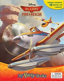 "<font title=""디즈니 비행기 Disney Planes Fire & Rescue: My Busy Book (Board Book+피규어 세트)"">디즈니 비행기 Disney Planes Fire & Rescu...</font>"