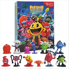"""<font title=""""Pac-Man and the Ghostly Adventures: My Busy Book (Board Book+피규어포함)"""">Pac-Man and the Ghostly Adventures: My B...</font>"""