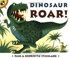 Dinosaur Roar (Paperback)