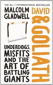 """<font title=""""David and Goliath: Underdogs, Misfits, and the Art of Battling Giants (Paperback)"""">David and Goliath: Underdogs, Misfits, a...</font>"""