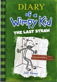 Diary of a Wimpy Kid #3: The Last Straw (Paperback/ International Edition)